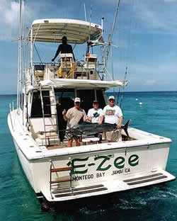 39' Sport Fishing Boat