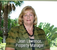 Jean Lawrence, Property Manager